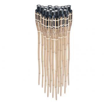Torches de jardin au pétrôle - 18 pièces