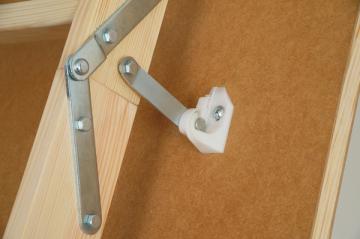 Escalier escamotable - escalier grenier - echelle escamotable-K