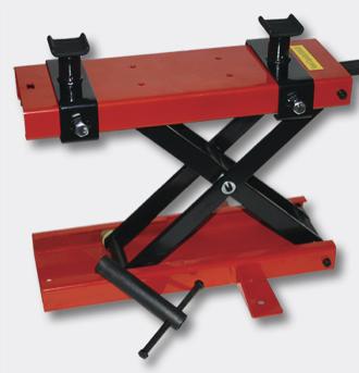 pont elevateur moto maxi 500kg. Black Bedroom Furniture Sets. Home Design Ideas